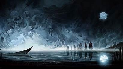 Fantasy Dark Wallpapers Desktop