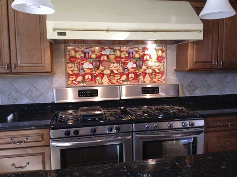 Tuscan Backsplash Tile Murals Kitchen Cabinet Doors Houston Cabinets Before And After Wholesale Los Angeles White Shaker Evansville In Repair Freestanding How To Add Molding