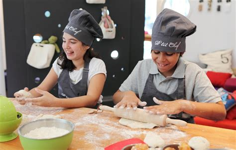 cours de cuisine pour enfants cake latelier paris