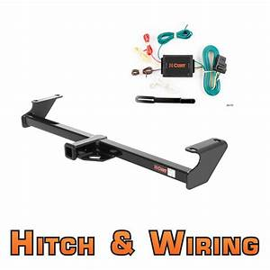 Curt Class 1 Trailer Hitch  U0026 Wiring For 1989