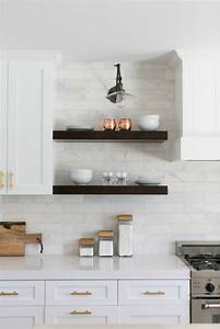 floating shelves to maximize the space in your kitchen With design your kitchen floating kitchen shelves