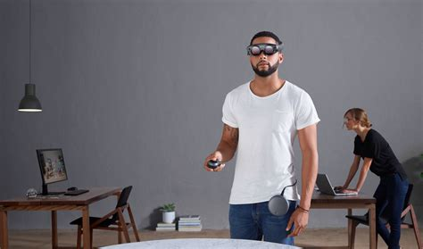 magic leap s ar headsets will start at around 1 000