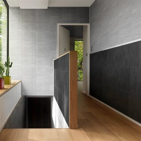 anthracite tile effect pvc wall panels targwall
