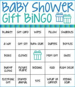ideas for a boy baby shower baby shower bingo cards real housemoms