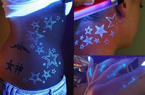 Le Tatouage Phosphorescent  Une Mode Qui Se Met En Place