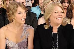 Taylor Swift reveals heartbreak over mum's cancer ...