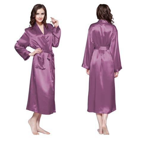 robe de chambre en soie top robes robe de chambre longue soie