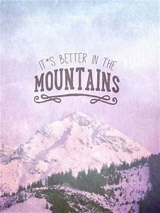 Inspirational S... Friendship Mountain Quotes
