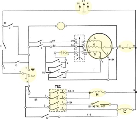 Gibson Freezer Wire Diagram by Understanding Wire Diagrams