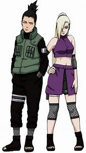 Shikamaru Nara + Ino Yamanaka #ShikaIno #Naruto | Naruto ...