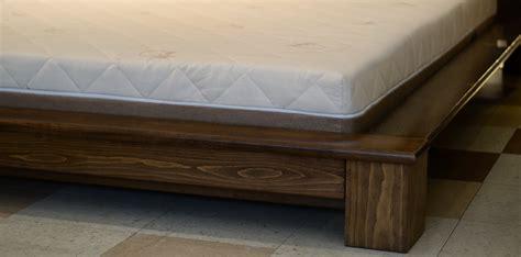 thai platform bed frame futon dor natural