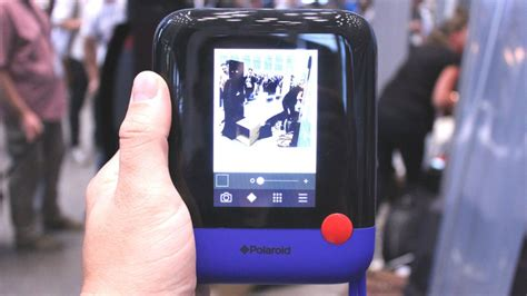 Polaroid Pop Camera Lets You Instantly Print Photos, Just
