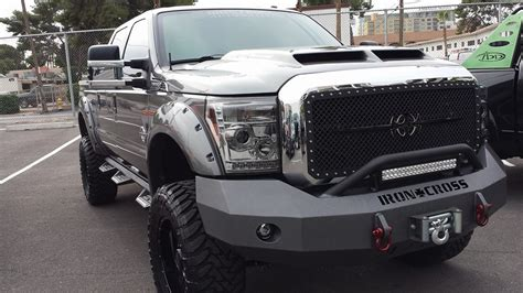 Iron Cross Truck Bumpers   Truck Bumpers For Sale
