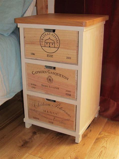 wine crates  boxes   popular wine crate diy ideas