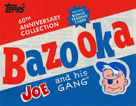 bazooka joe say it ain t so bazooka joe to be replaced the beat