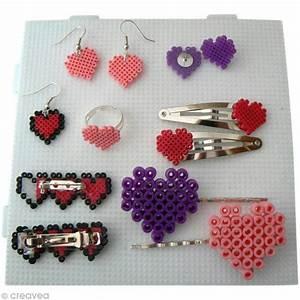 tutoriel pour creer des bijoux en perles hama idees et With bijoux en perles