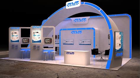 kitchen television ideas exhibition stall or booth