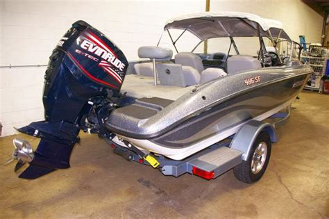 Used Outboard Motors Rochester Ny by Stratos 486 Ski N Fish Fish And Ski Used In Rochester Ny