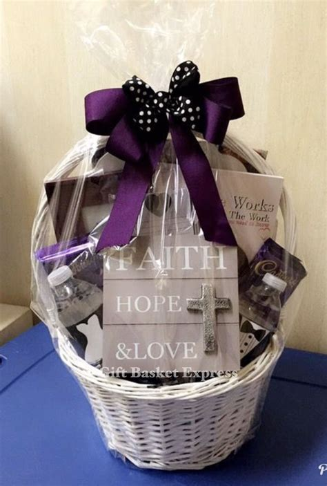 Classy well thought out wedding gift basket To order one