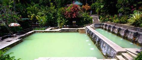 air panas banjar singaraja bali kolam air hangat alami