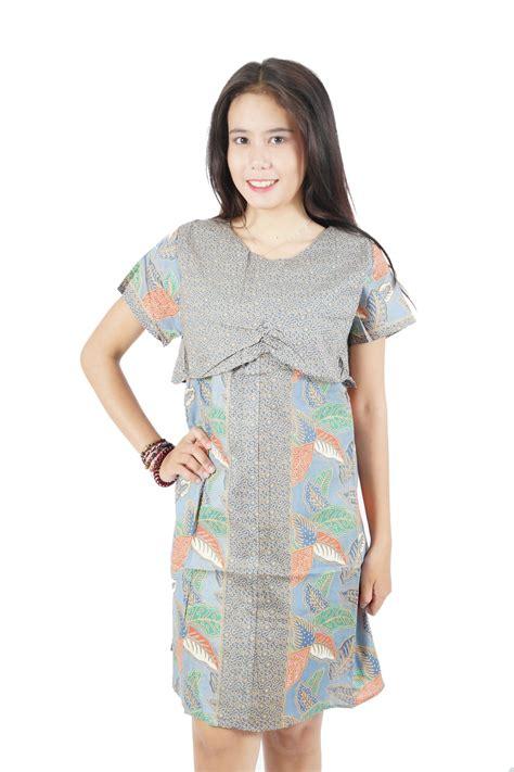 jual dress batik remaja dress pesta casual dress batik