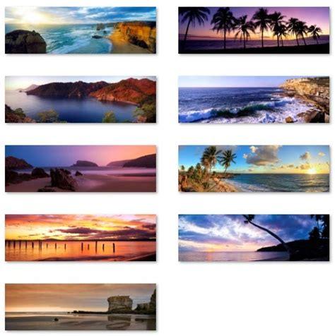 Beaches Panoramic Theme For Windows 8/rt