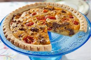 Country Quiche Recipe Trisha Yearwood Food Network