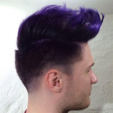 Purple Haze Boyombré Hair Colors Ideas