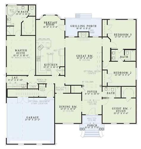 floor plan   master suite