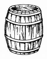 Barrel Drawing Wine Clipart Pirate Wooden Line Getdrawings Billy Bucket Dunn Ken Transparent Lapta Cyprus Notes Webstockreview sketch template