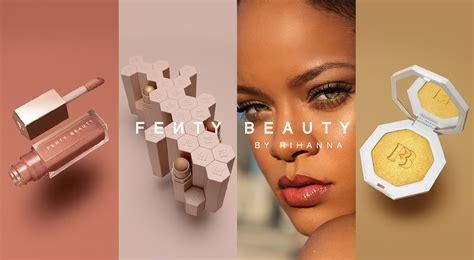 Rihanna Launches Fenty Beauty By Rihanna Makeup Brand With