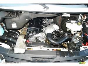 2005 Dodge Sprinter Van 2500 High Roof Cargo In Arctic