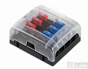 Buy Blade Fuse Box 6 Standard Ats Fuses With Input Stud