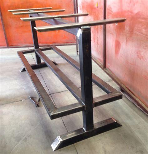 kitchen table bases metal custom metal table base metal tables bases steel table
