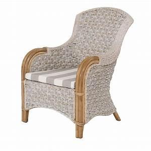 Fauteuil Rotin Design : fauteuil en rotin palermo salon rotin pas cher fauteuil rotin rotin design ~ Nature-et-papiers.com Idées de Décoration