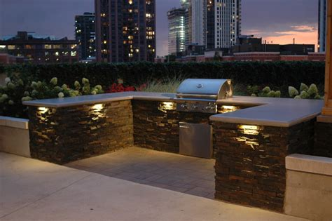 chicago rooftop contemporary patio chicago by