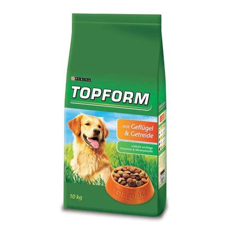 matzinger top form gefluegel getreide hundefutter von