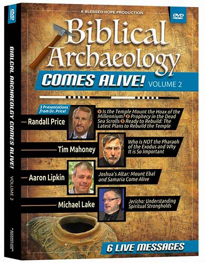 Biblical Alive Comes Archaeology Archaeologists Fascinating Explorers