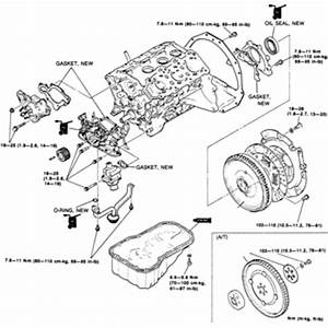 oil pan With mazda mpv electrical system service and troubleshooting