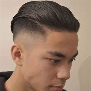 31 Good Haircuts For Men | Taper fade, Slicked back hair ...