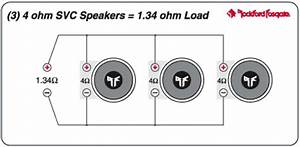 how many 123939s With subwoofer to a 2 channel amp on crutchfield subwoofer wiring diagram 4