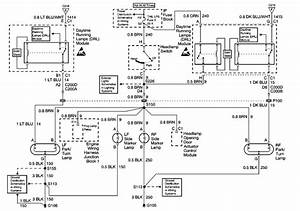 Automotive Lighting System Wiring Diagram