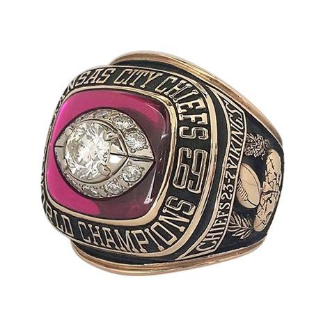 Lot Detail 1969 Kansas City Chiefs Super Bowl