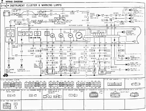 88 Mazda 323 Wiring Diagram by Mazda 323 Wiring Diagram