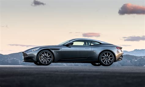 aston martin official 2017 aston martin db11 gtspirit