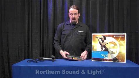 northern sound and light sennheiser ew165g3 wireless system northern sound