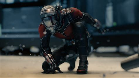 Antman Bluray Announced For December  Inside Pulse