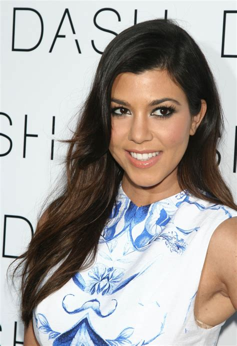 KOURTNEY KARDASHIAN at Dash Opening in Miami Beach ...