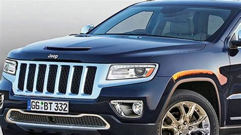 jeep grand wagoneer  concept youtube