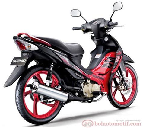 Korek Smash Bore Up by Set Harian Suzuki Smash 125 Cc Performa Makin Gesit